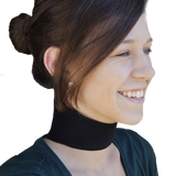 Self-Heating Neck Support | Magnets & Tourmaline | Adjustable Fit