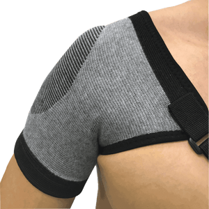 Self-Warming Shoulder Support | Bamboo Charcoal Technology