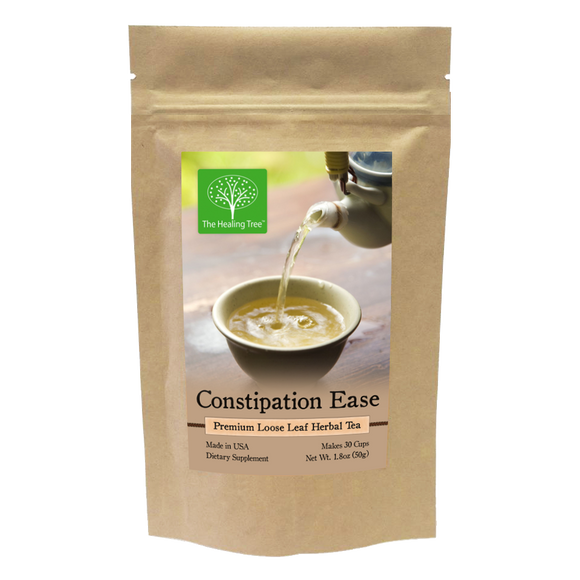 Constipation Herbal Tea for Healthy Digestion Support | Made in USA