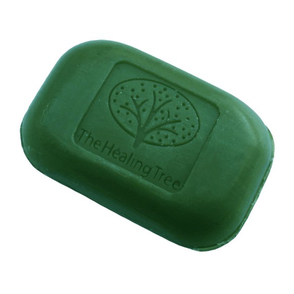 The Healing Tree Green Tea Soap