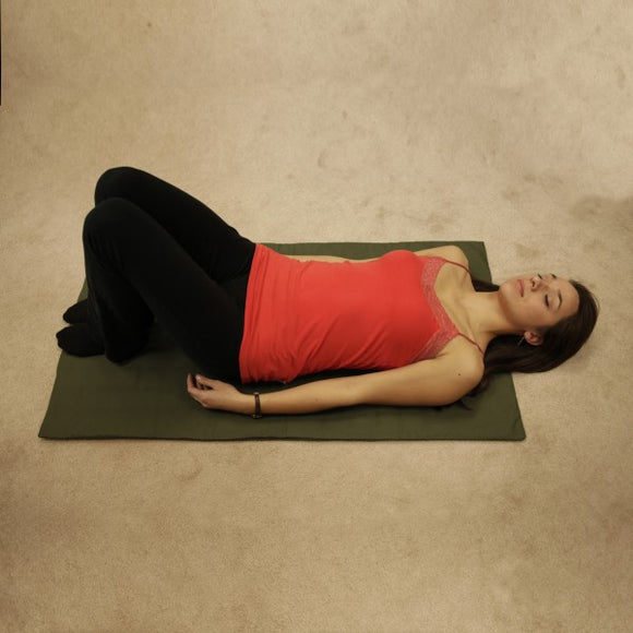 Total Relaxation Body Mat | Activates with Your Body Heat | No-Plug In