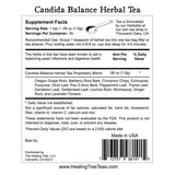 Candida Balance Herbal Tea for Yeast Infection Support | Made in USA