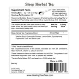 Sleep Herbal Tea for More Restful Sleep | Made in USA