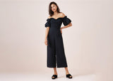 Are Jumpsuits the New Cocktail Dresses?