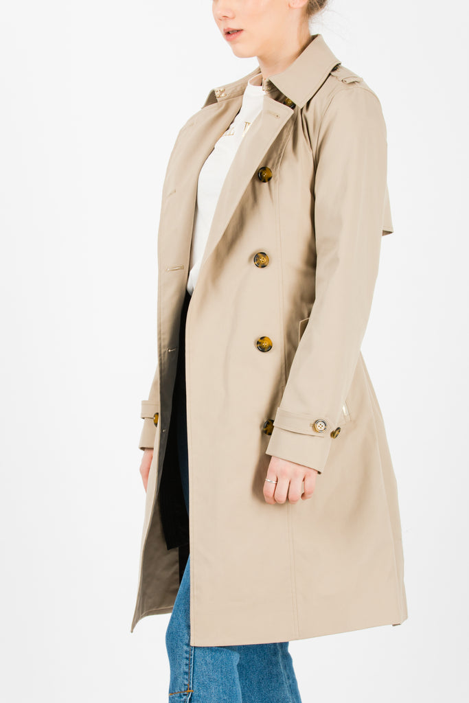 Mackage Odel Ladies 3 In 1 Belted Trench Coat Sand - Room 29