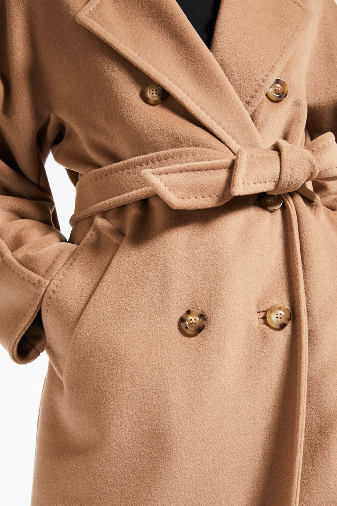 Maxmara Madame 101801 Coat Camel - Room 29