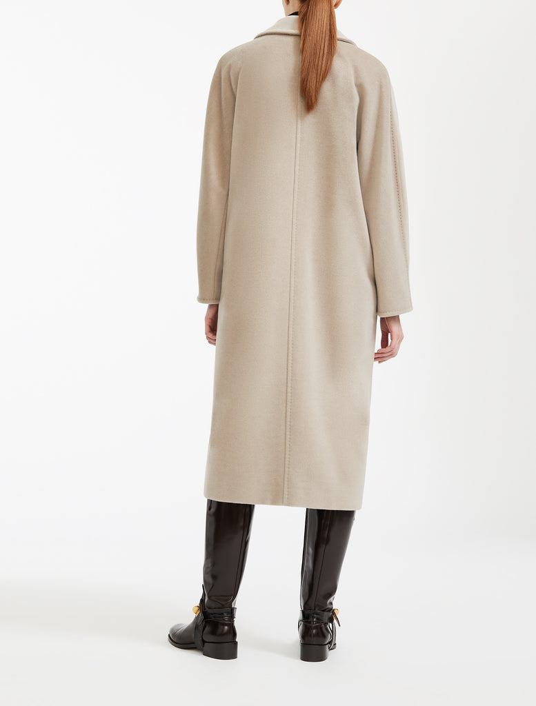 Maxmara 101801 M3MADAM Coat Beige - Room 29