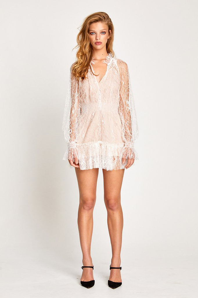 Alice McCall After Dark Playsuit Shell - Room 29