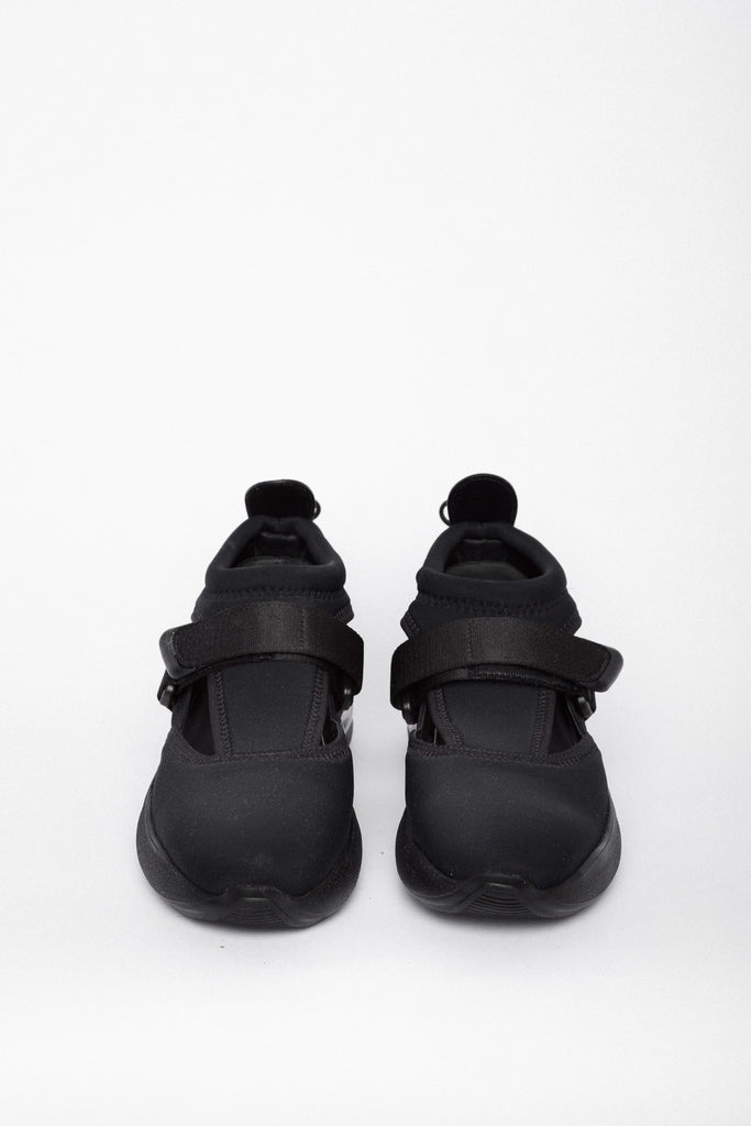 MSGM Techno Sneakers Black - Room 29