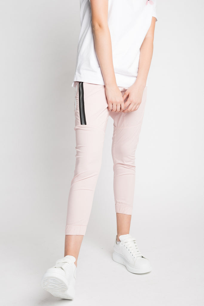 The J Canada Logo Joggers Pink - Room 29
