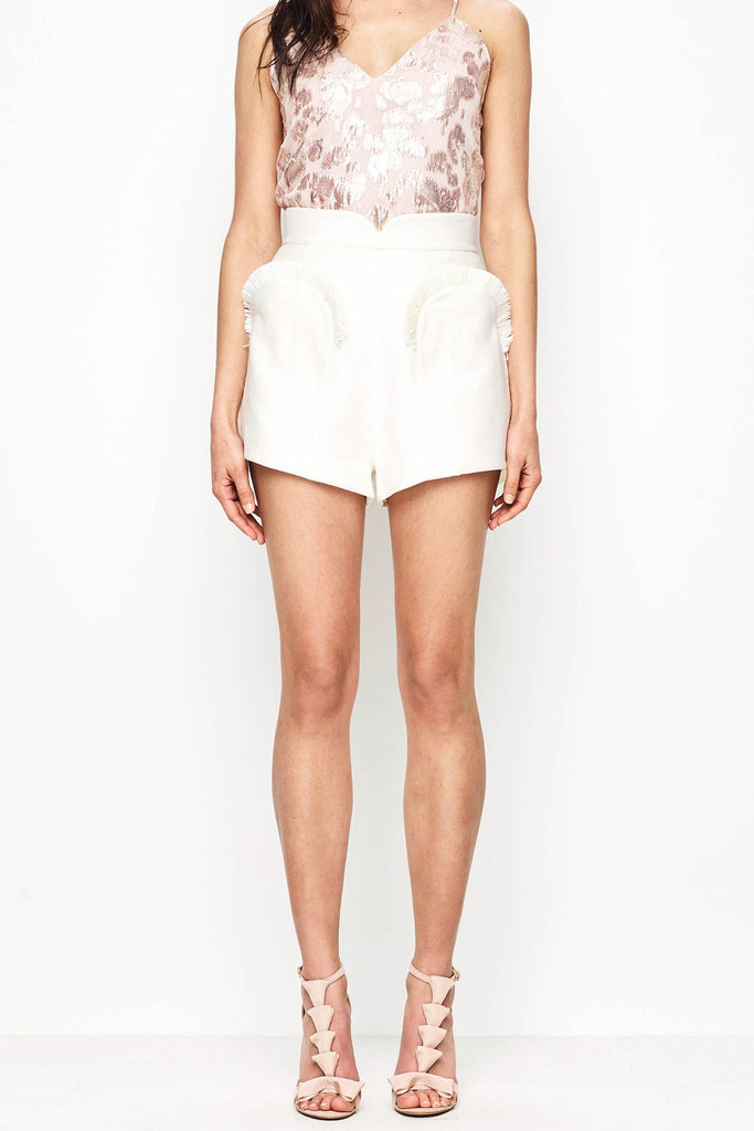 Alice McCall Notorious Shorts Crème - Room 29