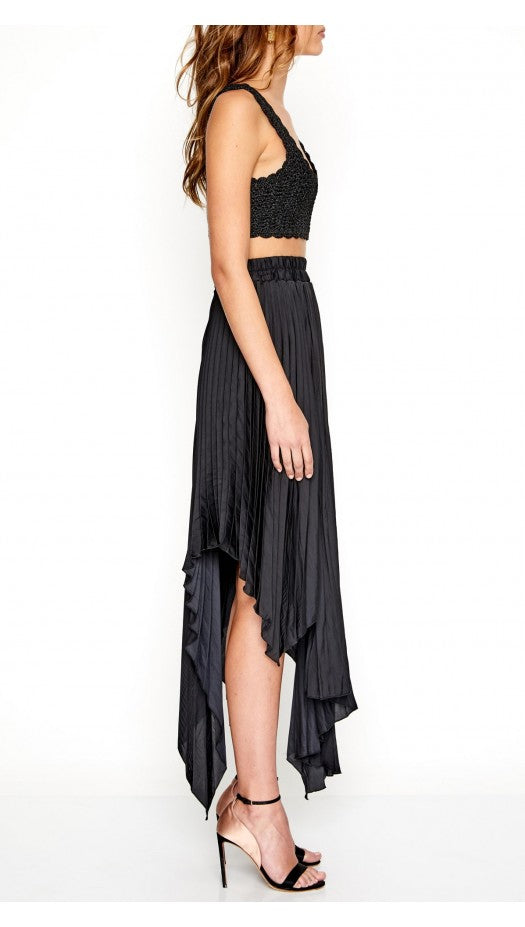 Alice McCall Sway With Me Skirt Black - Room 29