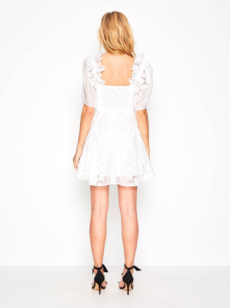 Alice Mccall Sunday Rose Dress Porcelain - Room 29