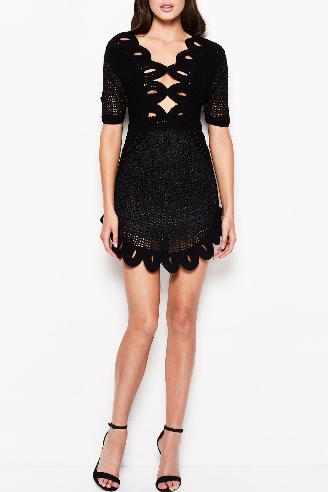 8f8afd8a81a2 Alice McCall Everybody Knows Dress Black – Room 29