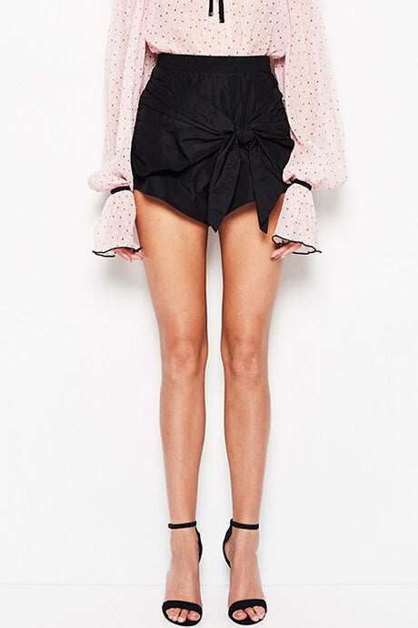 Alice McCall Ady Dream A Little Shorts Black - Room 29