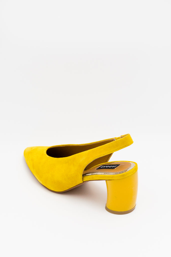 Jaggar Tempt Curved Heel Ochre - Room 29