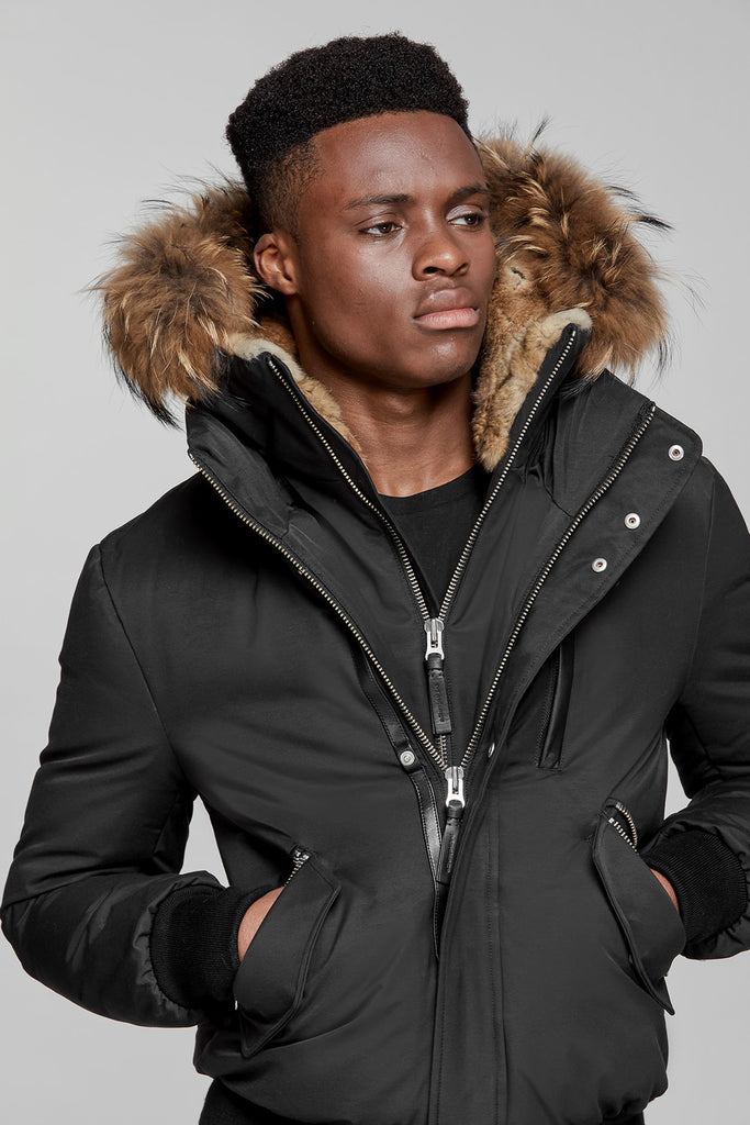 Mackage Dixon Men Coat Black - Room 29