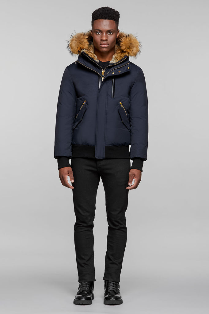 Mackage Dixon Men Coat Navy - Room 29
