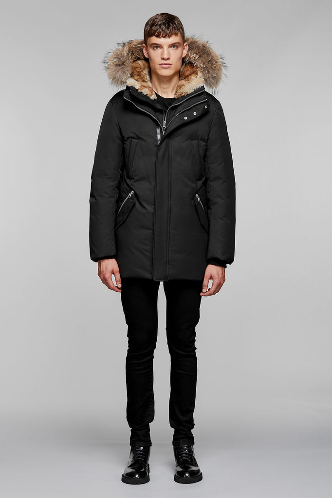 Mackage Edward Men Coat Black - Room 29