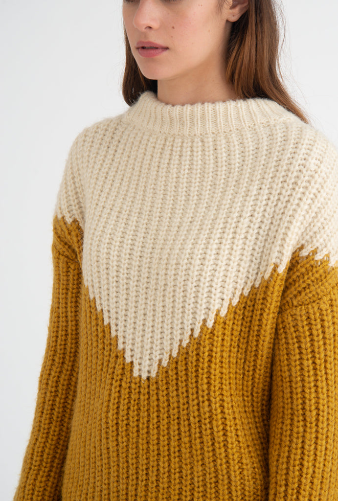 Petite Studio Jaime Knit Sweater