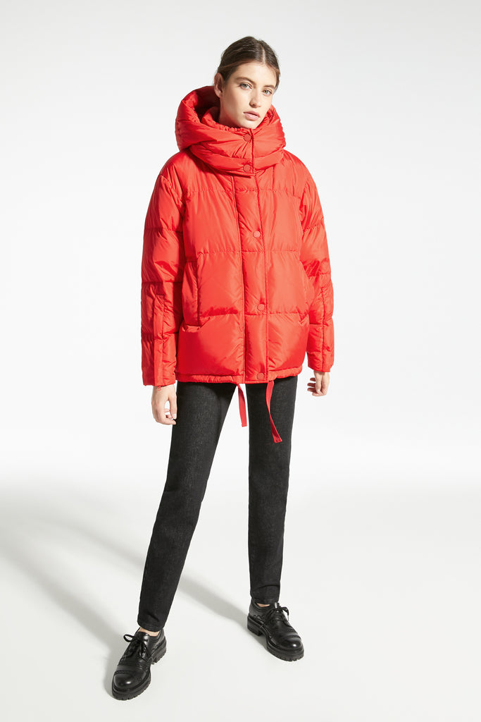 Maxmara Weekend KABUL Jacket Red - Room 29