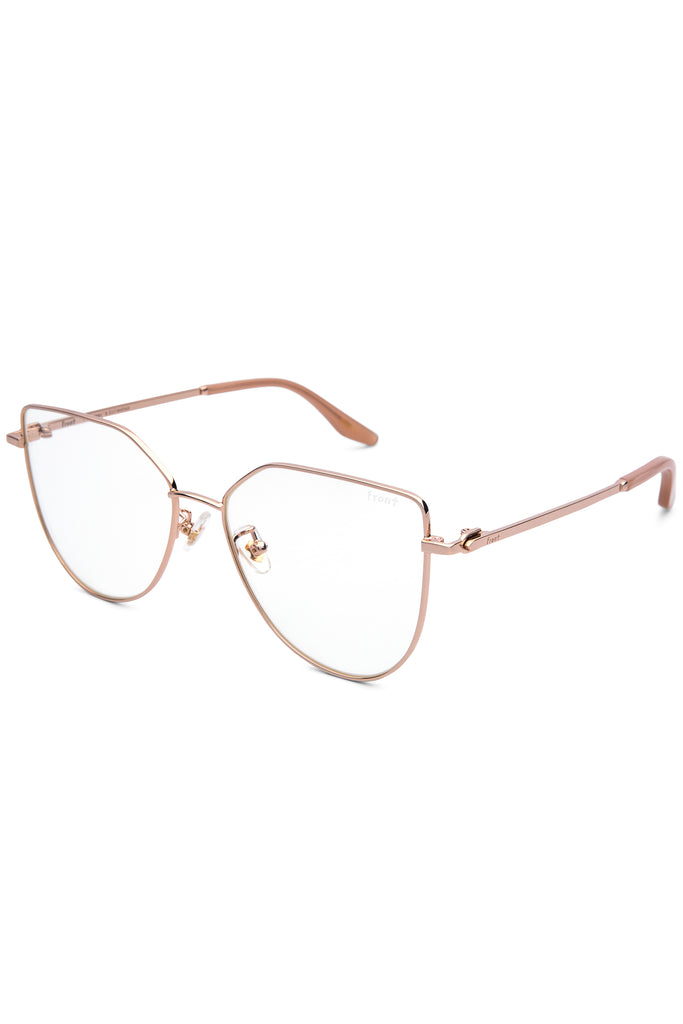 Front Eyewear What Ifs Gd92/Rose Gold - Room 29