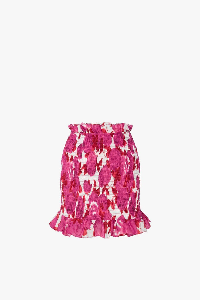 Alice Mccall Electric Skirt Roses Plum - Room 29