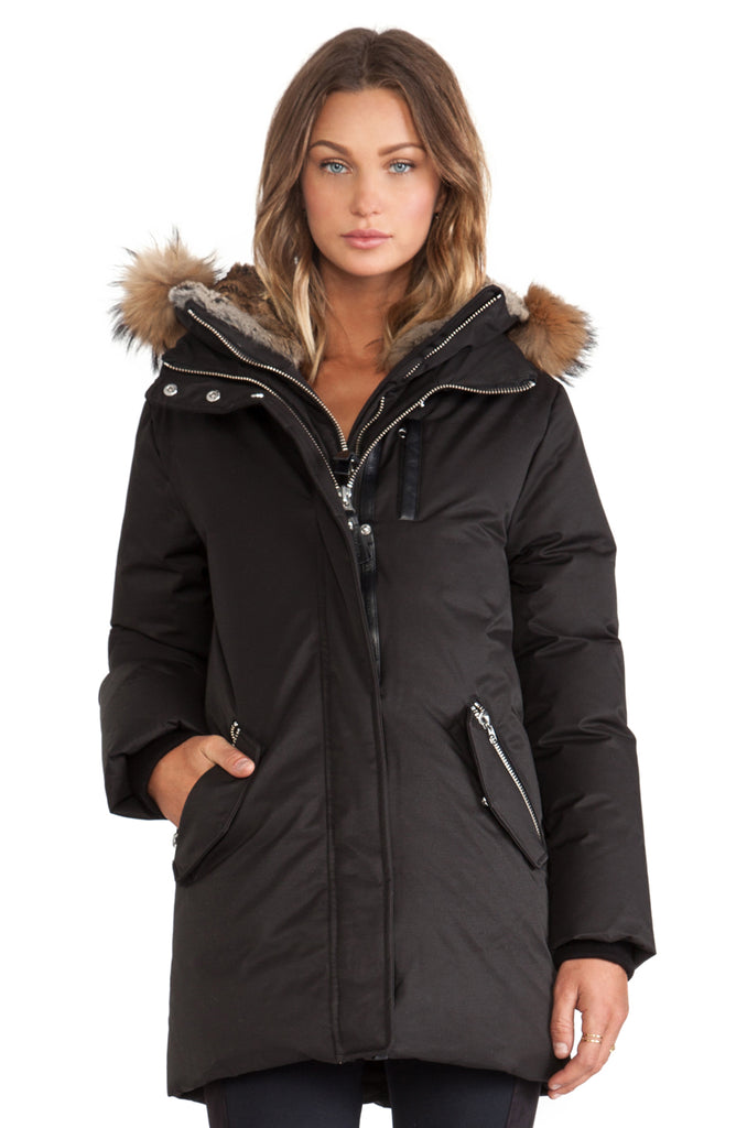 Mackage Marla Women Coat Black - Room 29