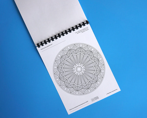 Complex Mandala Coloring Book - Relax Pack (Card Stock)