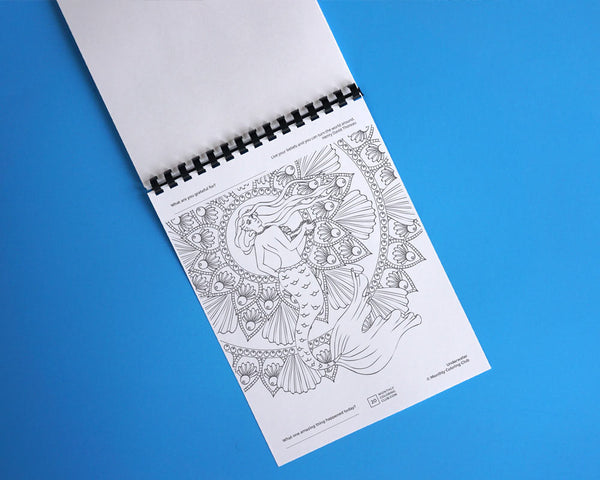Underwater Coloring Book - Relax Pack (Card Stock)
