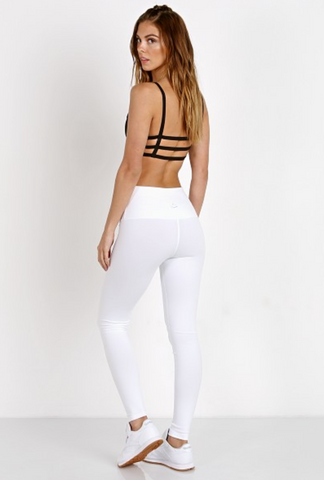Beyond Yoga White Leggings