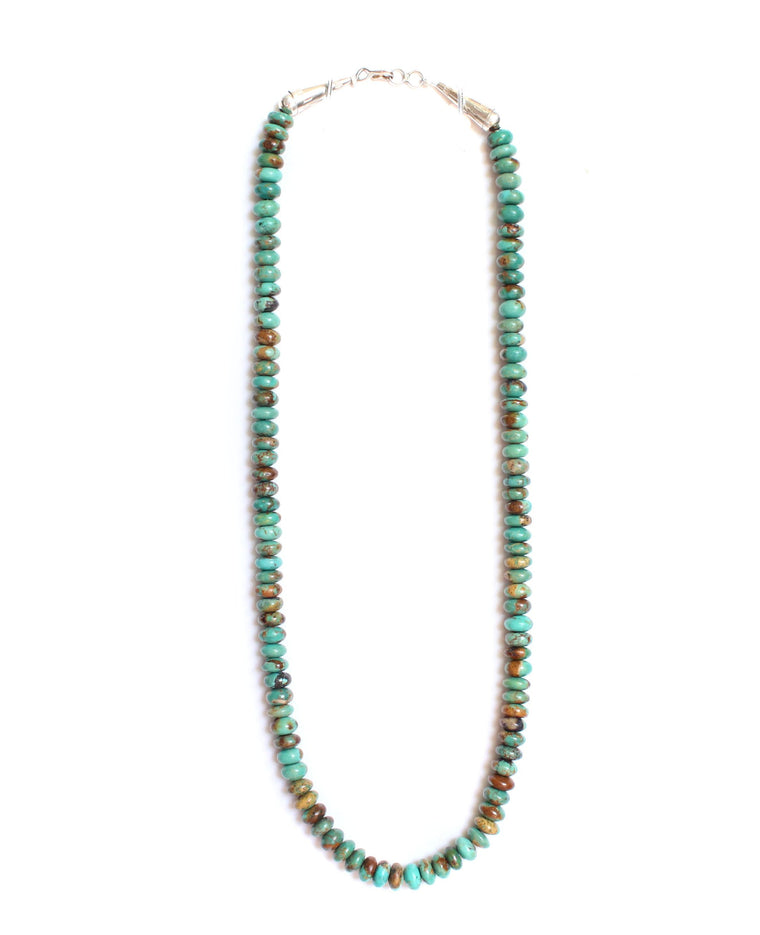 "19"" Turquoise Necklace"