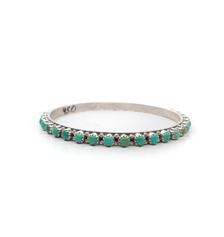 "Turquoise Bangle (7 1/2"")"