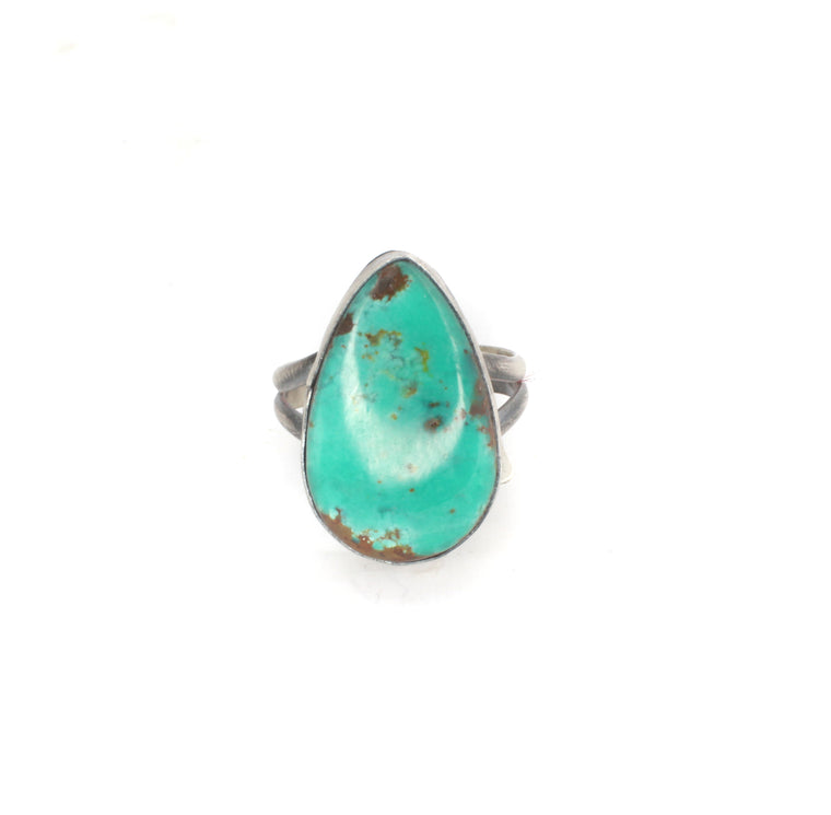 Simple Turquoise Ring (8)