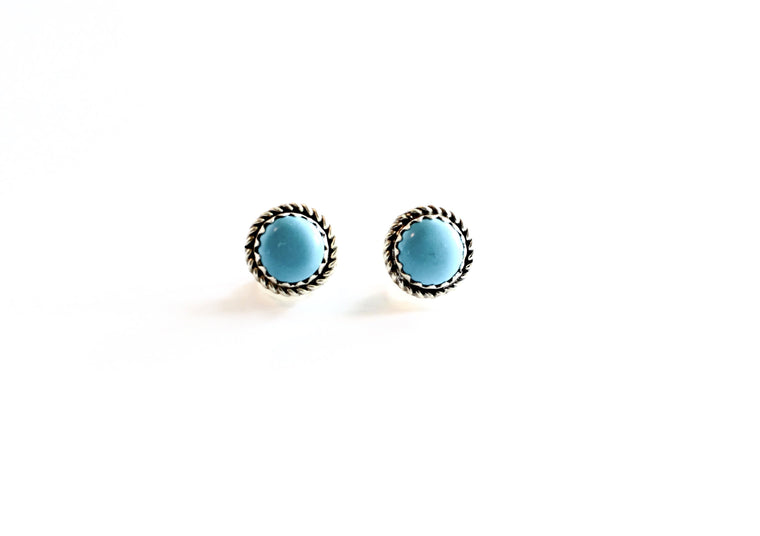 Round Studs - Double Twist Small