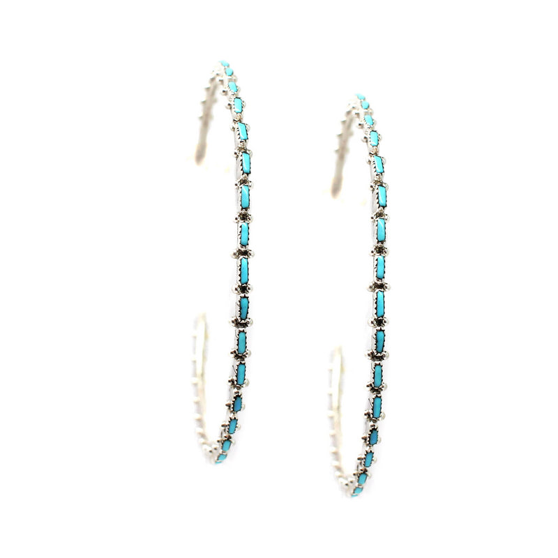 The Zuni Hoops - Medium
