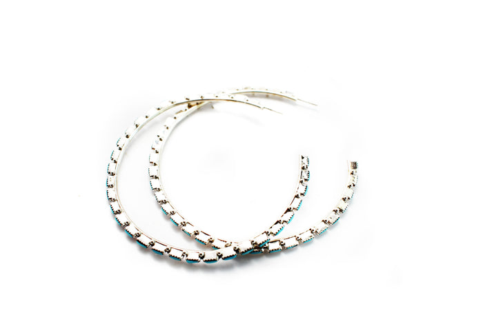 The Zuni Hoops - Large