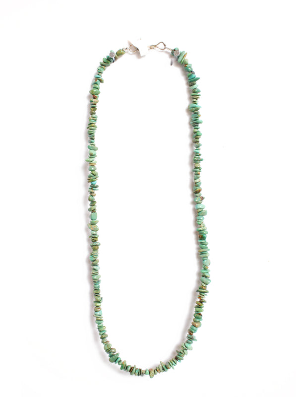 "17"" Royston Turquoise Necklace"