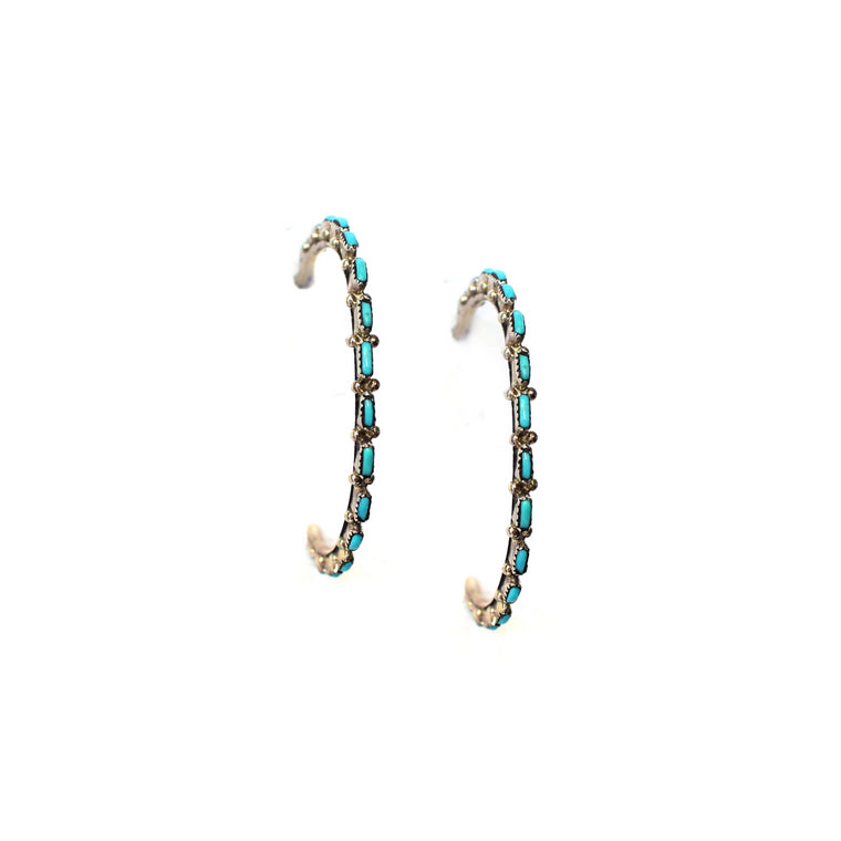 The Zuni Hoops Medium