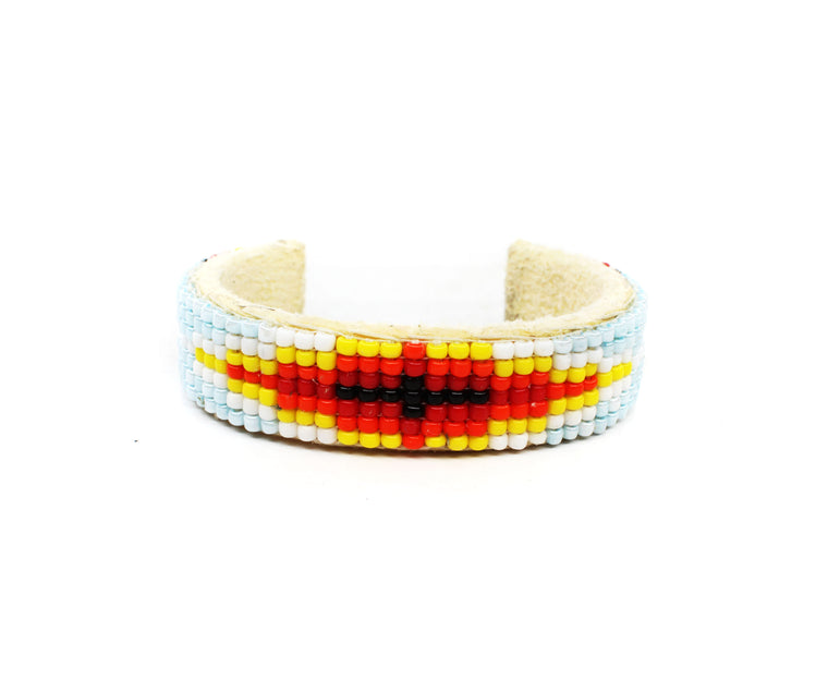 The Hayzen Beaded Baby Cuff