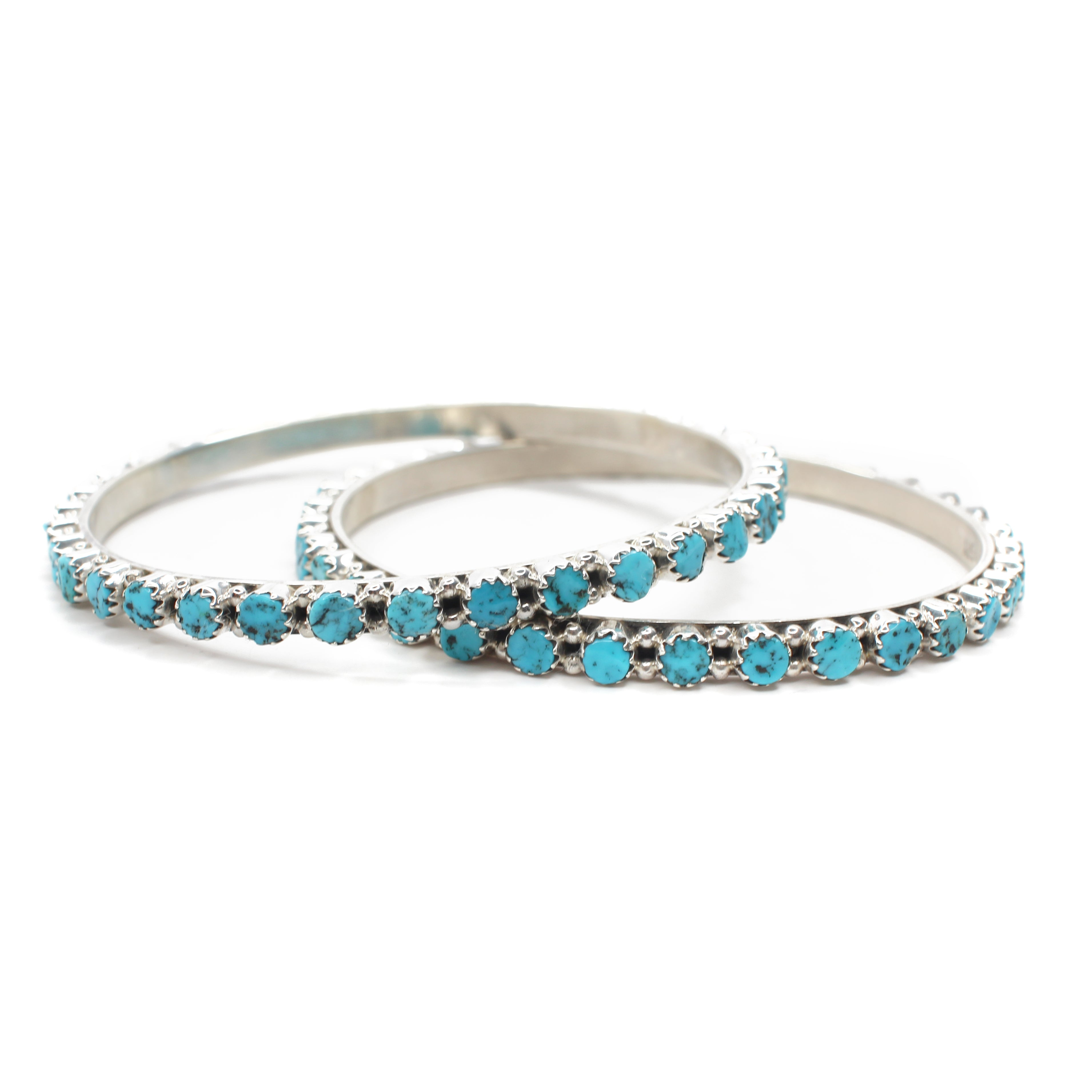 "The Lindell Bangle (7 1/4"")"