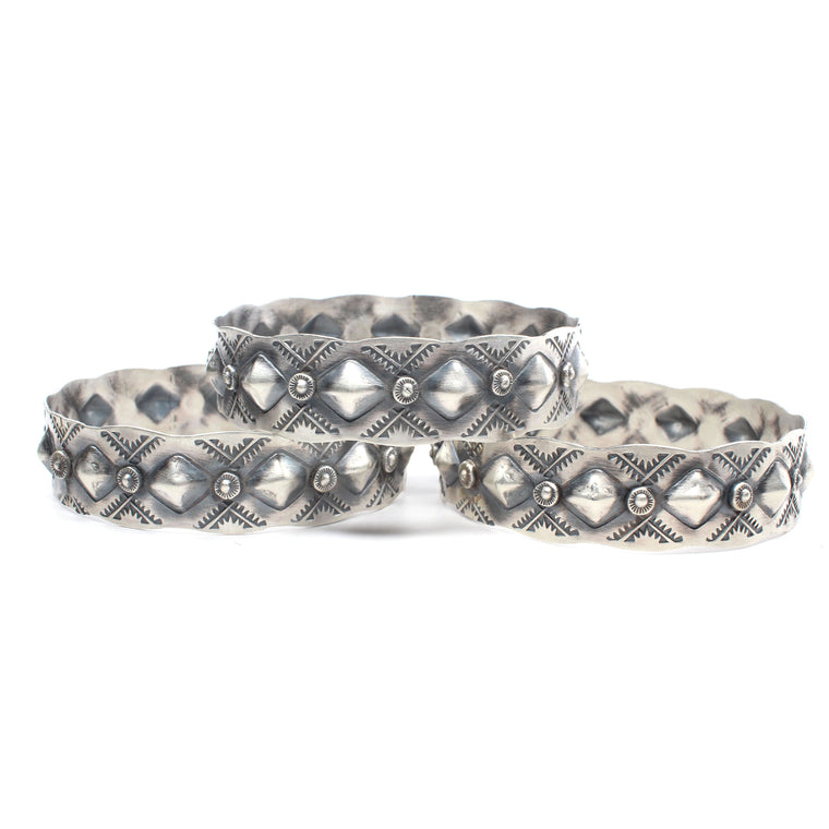 The Navajo Rug Bangle 8