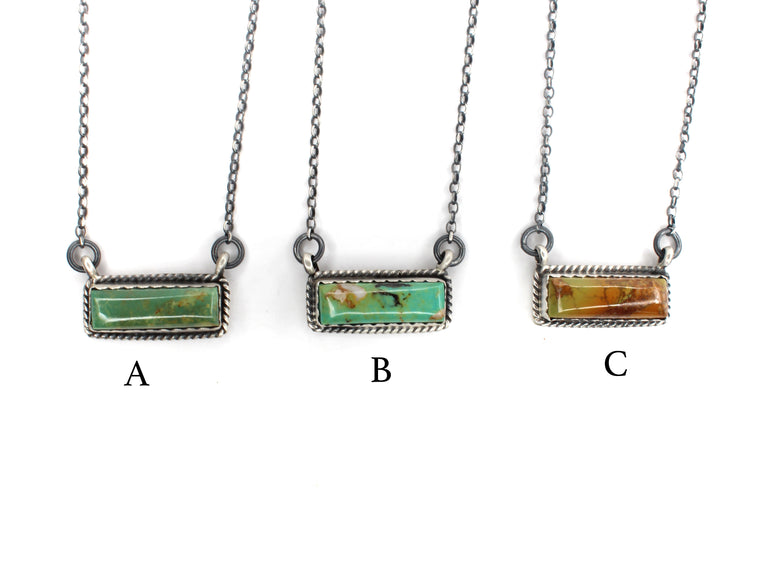 The Jayna Necklaces