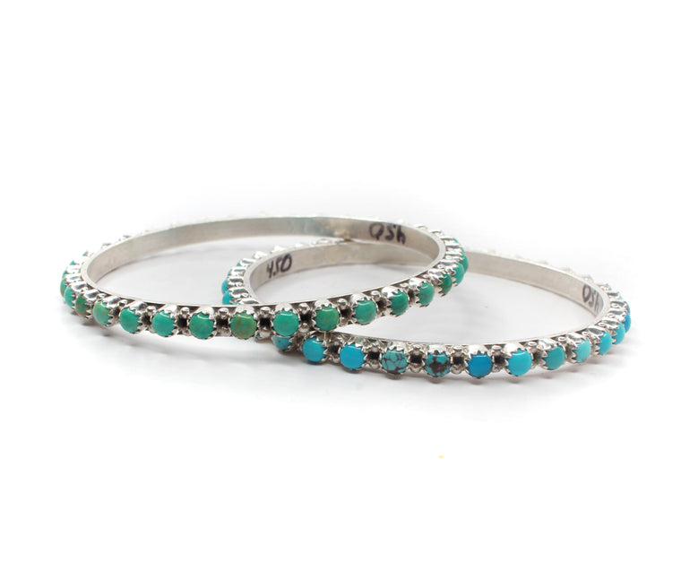 Turquoise Bangle (7 1/2