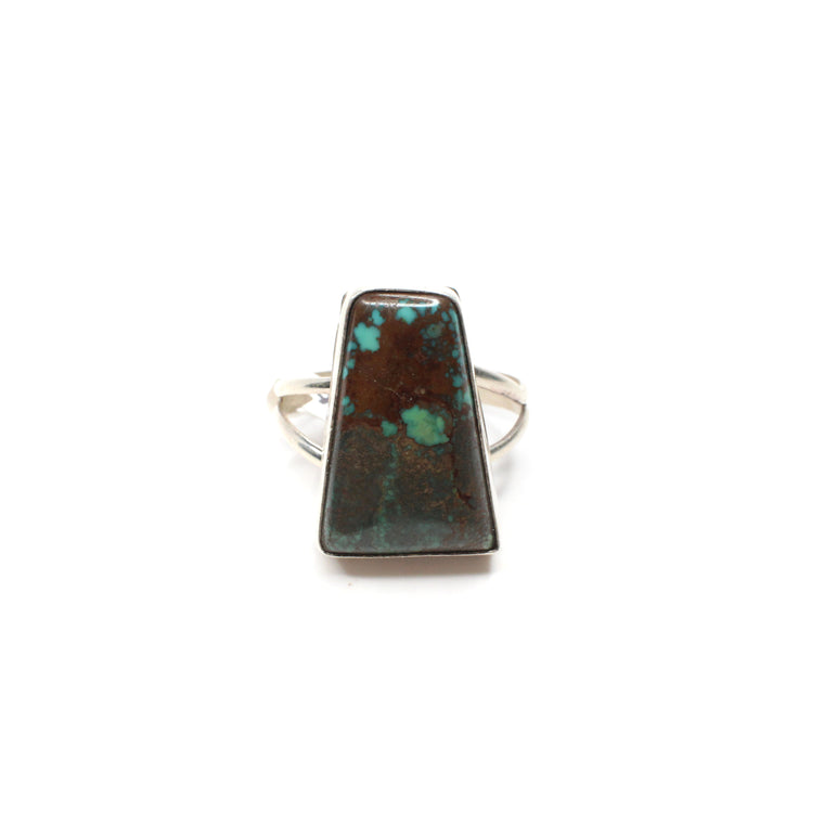 Simple Turquoise Ring (10)