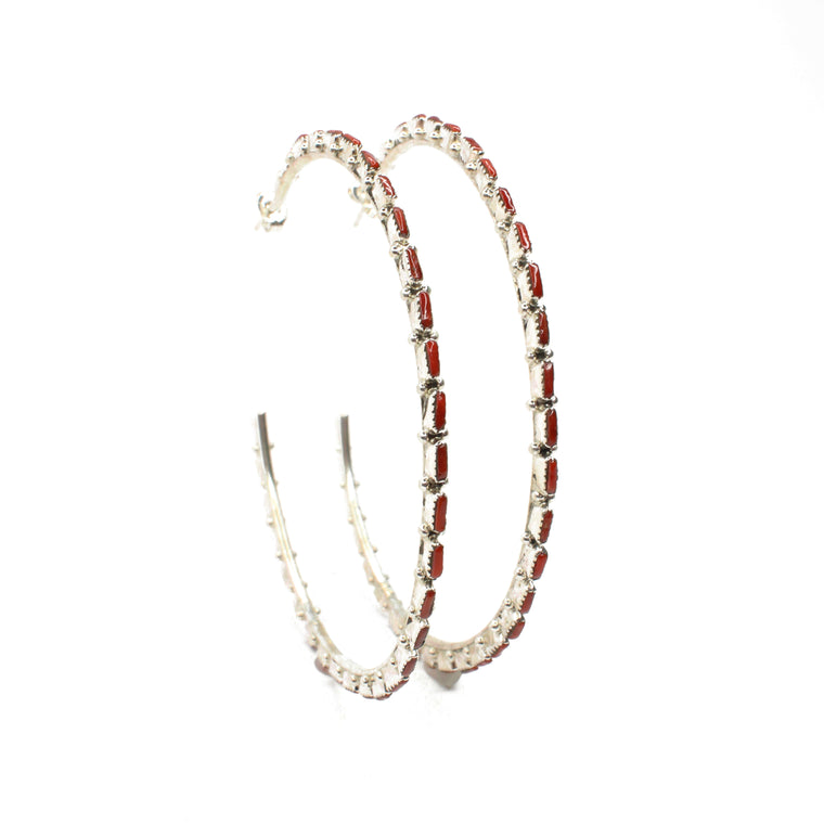 The Zuni Hoops - Coral