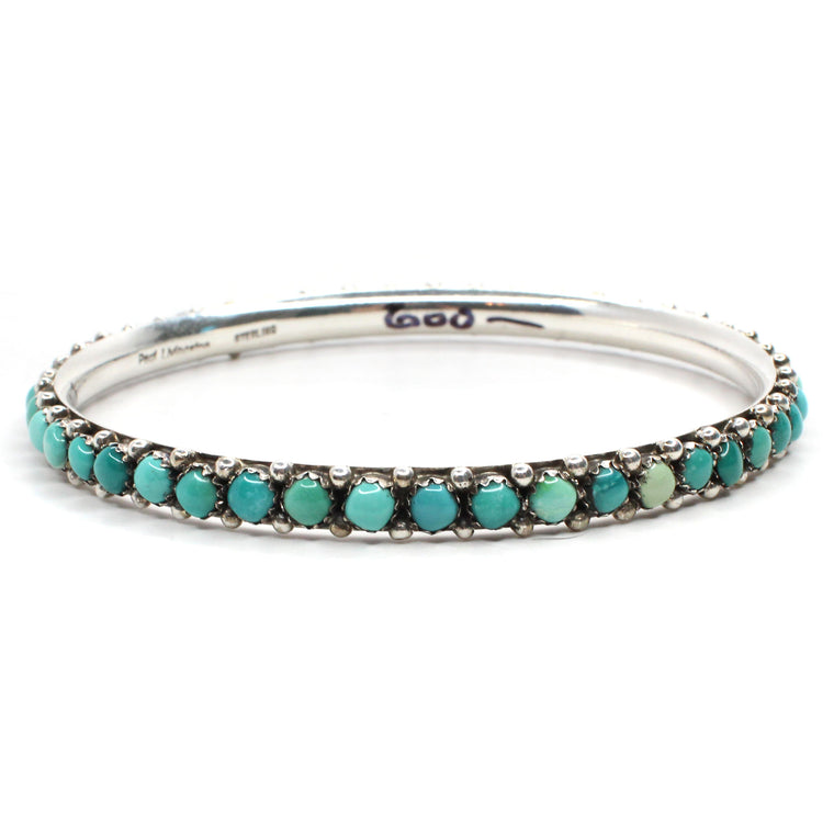 Turquoise Bangle (8
