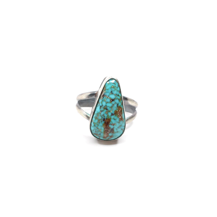 Simple Turquoise Ring (5)