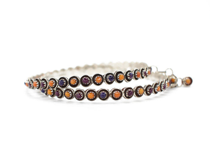 The Post Zuni Hoops Extra Large - Multi