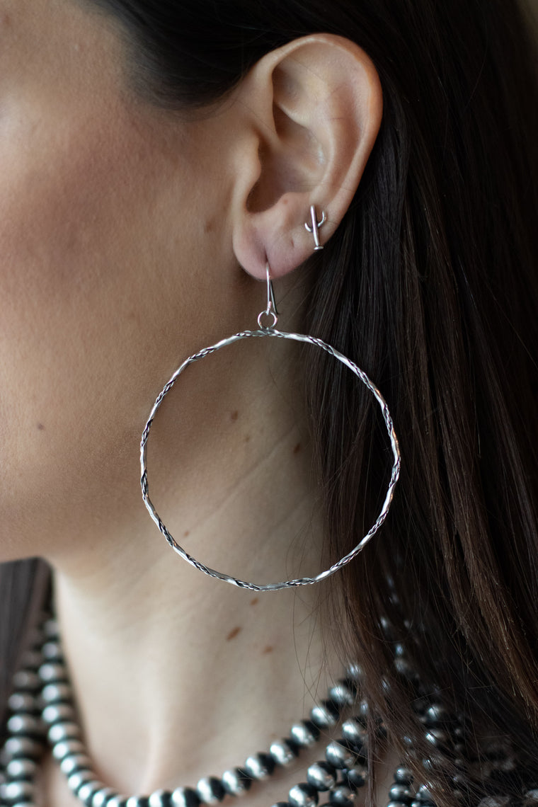 Simple Rope Hoops